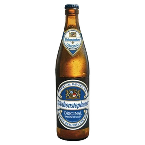 WEIHENSTEPHAN Wheatbeer Original - 500ml Imported Craft Beer - Drinkka Alcohol Delivery Best Whiskey Wine Gin Beer Vodkas and more for Parties in Makati BGC Fort and Manila | Bevtools Bar and Beverage Tools