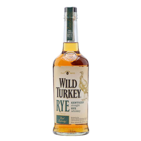 Wild Turkey Rye - 750ml - Bevtools Bar Tools and Alcohol Delivery