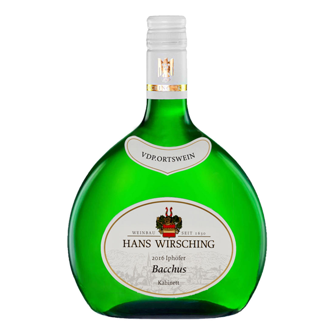 Hans Wirsching Muller Thurgau 2013 - 750ml Wine - Drinkka Alcohol Delivery Best Whiskey Wine Gin Beer Vodkas and more for Parties in Makati BGC Fort and Manila | Bevtools Bar and Beverage Tools