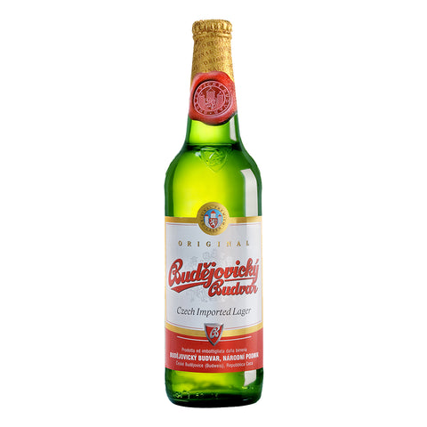 Czechvar Original Lager Bottle Imported Beer - Drinkka Alcohol Delivery Best Whiskey Wine Gin Beer Vodkas and more for Parties in Makati BGC Fort and Manila | Bevtools Bar and Beverage Tools