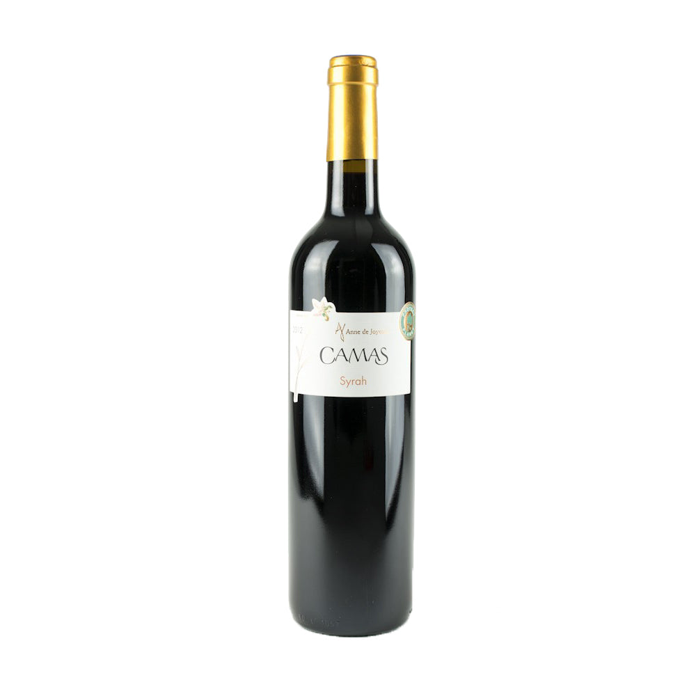 Anne De Joyeuse Camas Syrah Rouge Red Wine - 750ml Red Wine - Drinkka Alcohol Delivery Best Whiskey Wine Gin Beer Vodkas and more for Parties in Makati BGC Fort and Manila | Bevtools Bar and Beverage Tools