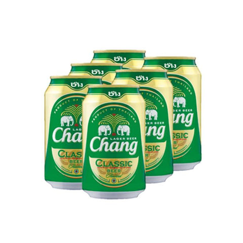 Chang Classic-300ml Pack of 6