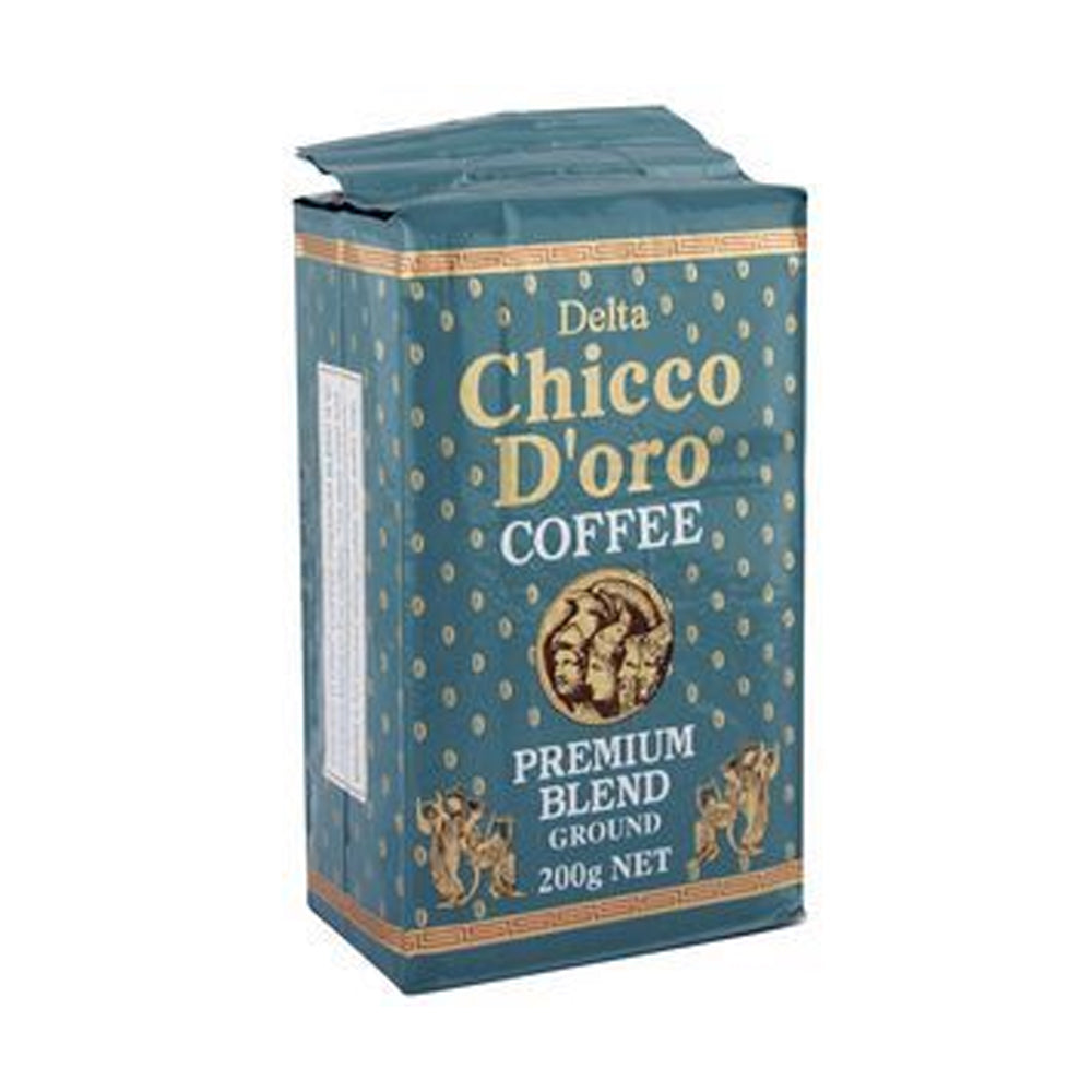 Delta Chicco d' Oro Coffee Ground -200g