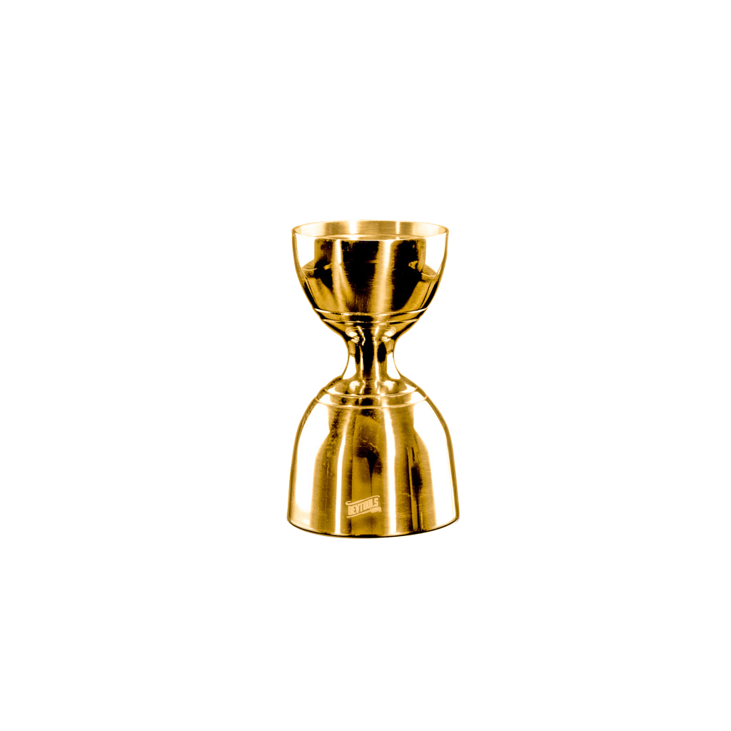 Belle Jigger - Gold (Banded) Jiggers - Drinkka Alcohol Delivery Best Whiskey Wine Gin Beer Vodkas and more for Parties in Makati BGC Fort and Manila | Bevtools Bar and Beverage Tools