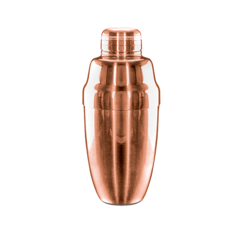 Heavyweight Cobbler Shaker - Copper Shakers - Drinkka Alcohol Delivery Best Whiskey Wine Gin Beer Vodkas and more for Parties in Makati BGC Fort and Manila | Bevtools Bar and Beverage Tools