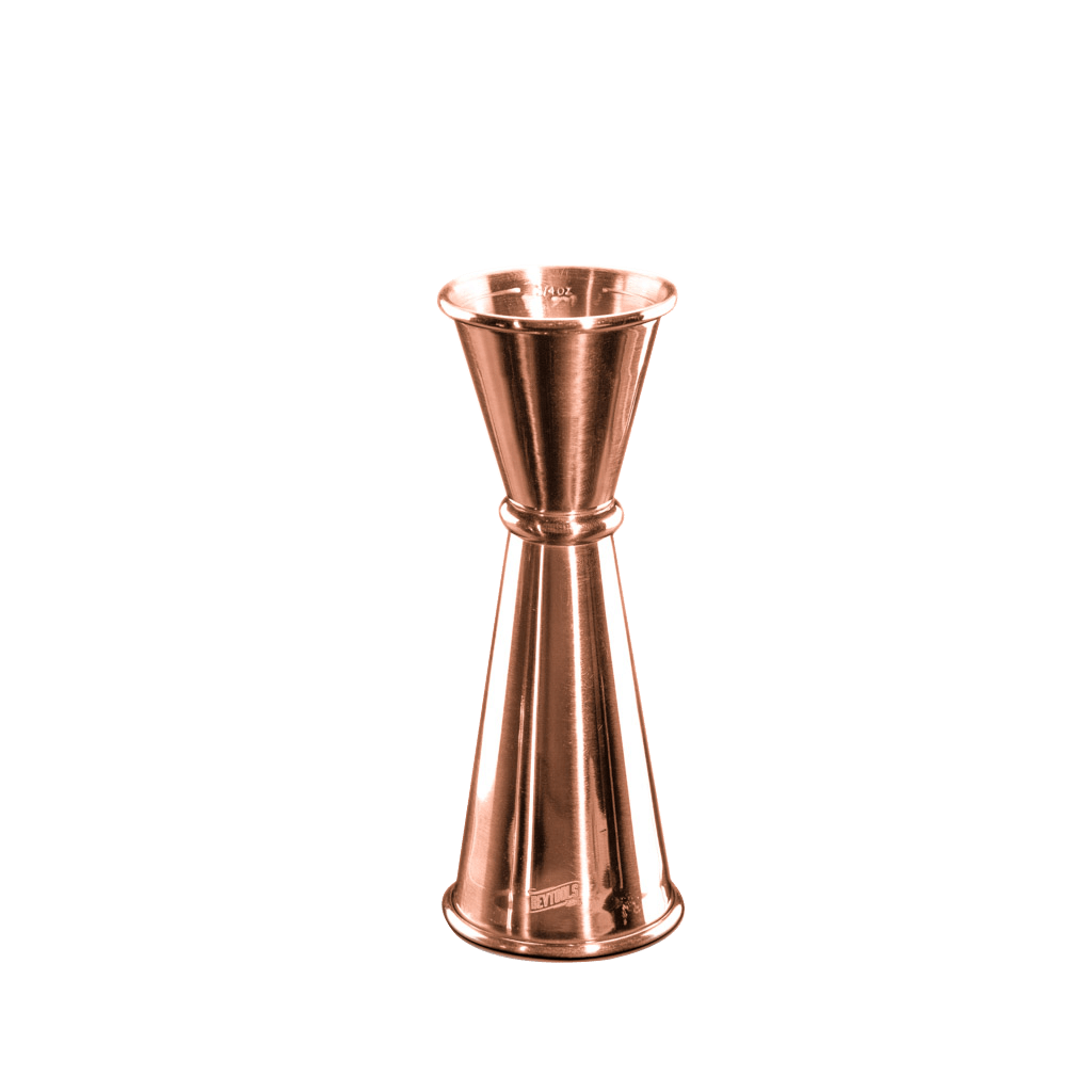 Japanese Inspired Jigger 1oz & 2oz - Copper Jiggers - Drinkka Alcohol Delivery Best Whiskey Wine Gin Beer Vodkas and more for Parties in Makati BGC Fort and Manila | Bevtools Bar and Beverage Tools