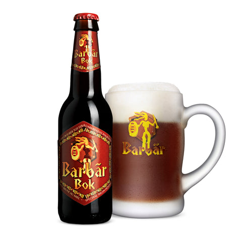 Barbar Bok Belgian Beer - 330ml Imported Craft Beer - Drinkka Alcohol Delivery Best Whiskey Wine Gin Beer Vodkas and more for Parties in Makati BGC Fort and Manila | Bevtools Bar and Beverage Tools