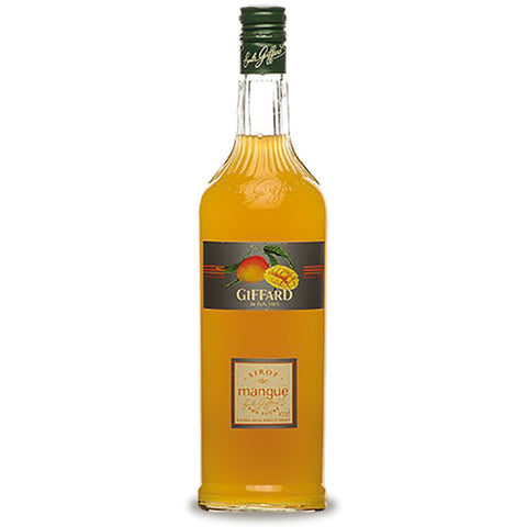 Giffard (Mangue) Mango Syrup - 1000ml Syrups - Drinkka Alcohol Delivery Best Whiskey Wine Gin Beer Vodkas and more for Parties in Makati BGC Fort and Manila | Bevtools Bar and Beverage Tools