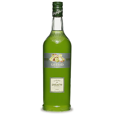 Giffard Pistache (Pistachio) Syrup - 1000ml Syrups - Drinkka Alcohol Delivery Best Whiskey Wine Gin Beer Vodkas and more for Parties in Makati BGC Fort and Manila | Bevtools Bar and Beverage Tools