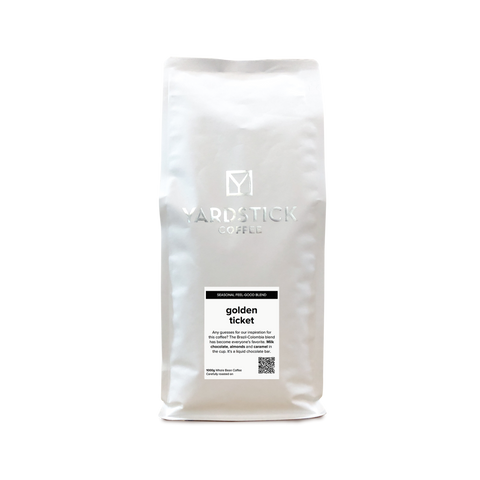 Yardstick Golden Ticket Blend - 1000g