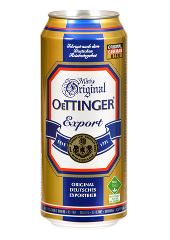 Oettinger Export Beer Pack of 6 - 500ml