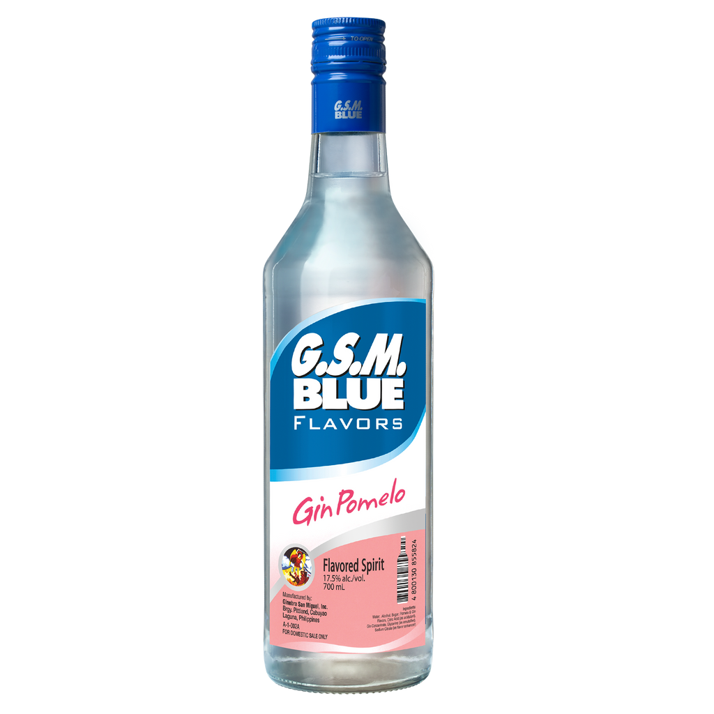GSM Blue Flavors Gin Pomelo - 700ml