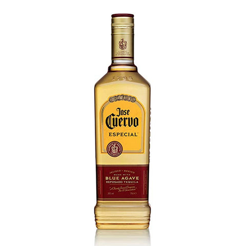 Jose Cuervo Especial Gold Tequila - 700ml