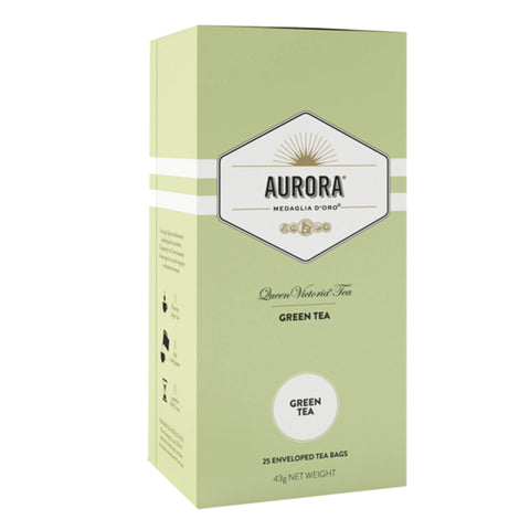 Aurora Green Tea (Box of 25)