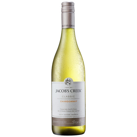 Jacob's Creek Chardonnay 750ml White Wine - Drinkka Alcohol Delivery Best Whiskey Wine Gin Beer Vodkas and more for Parties in Makati BGC Fort and Manila | Bevtools Bar and Beverage Tools