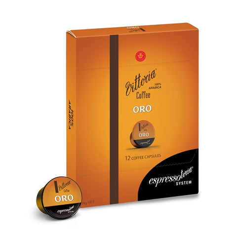 Vittoria Oro Capsule (Box of 12)