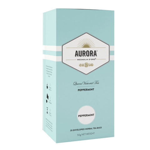 Aurora Peppermint Tea (Box of 25)