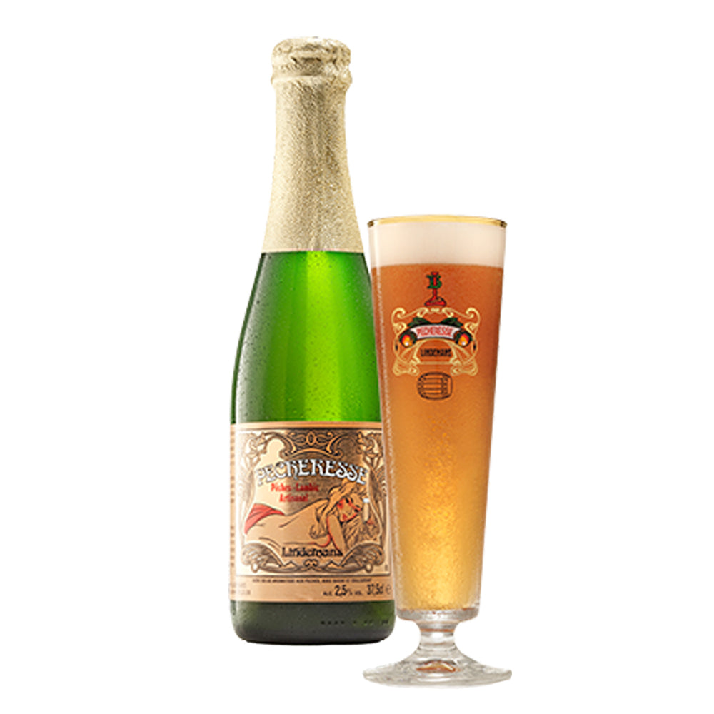 Lindemans Pecheresse Belgian Beer -330ml