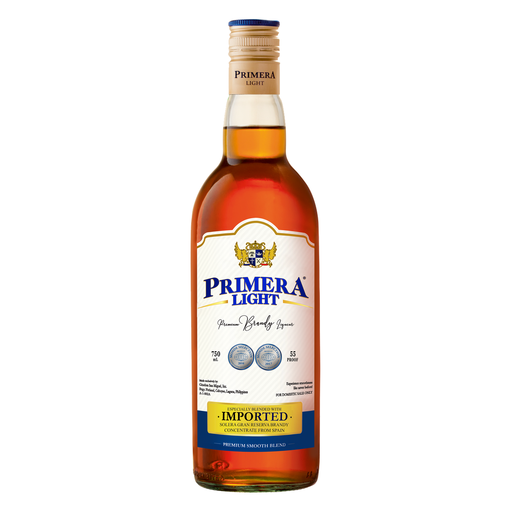 Primera Light Brandy - 750ml