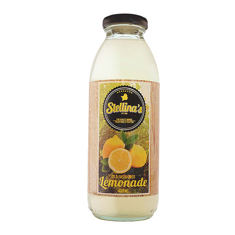 Stellina's Old Fashioned Lemonade 400ml