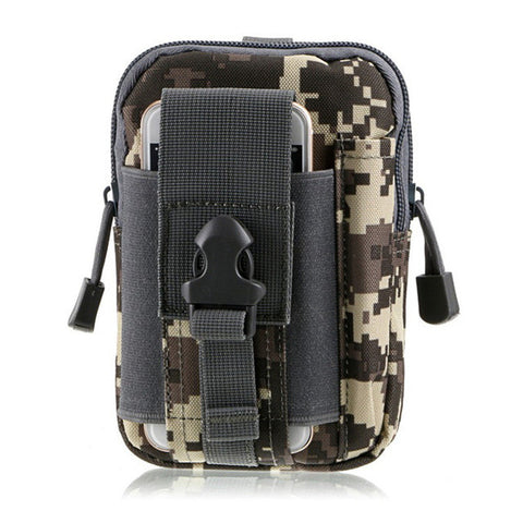 Tactical Waist Pack - Phone Pouch etc