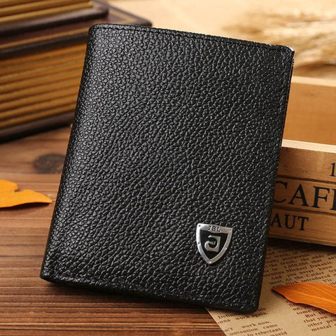 Wallet- Leather Credit/ID Card Holder
