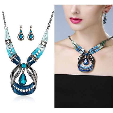 Jewellery Set -Waterdrop