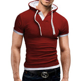T-shirt Hooded Top