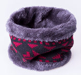 Fashion mens ring scarf