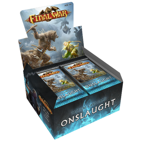 Onslaught Booster Box (24 Booster Packs)