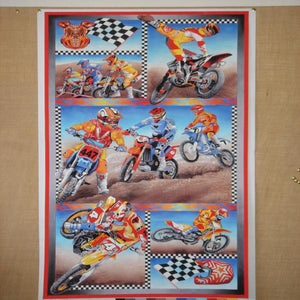 Nutex - Motorcross - Panel
