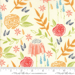 Moda CREEKSIDE Meadow Ivory