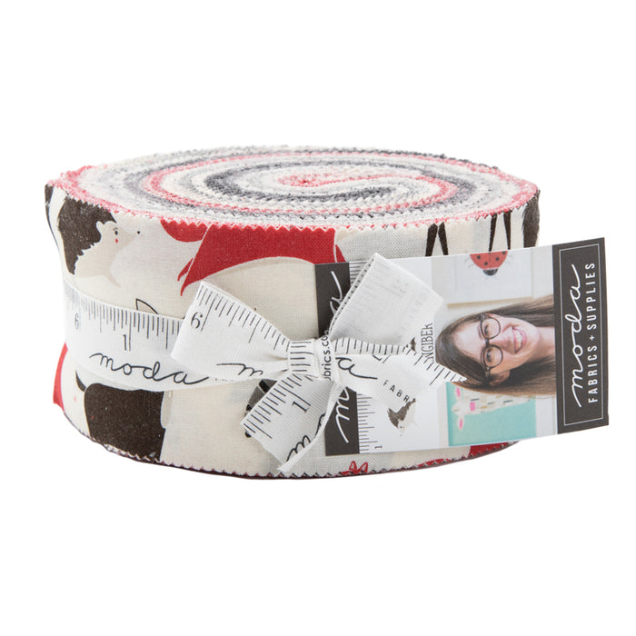 Bramble by Gingiber Jelly Roll M48280JR