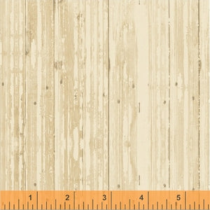 Windham - EARLY BIRD by Whistler Studios 51403-1 Woodgrain Cream.Priced per 25cm.