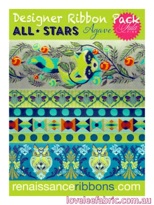 Renaissance Ribbon Pack All Stars Agave