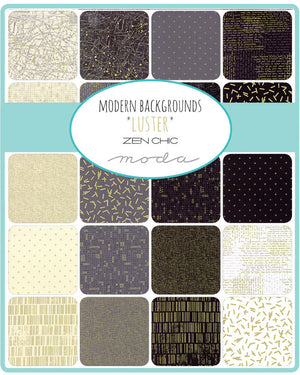 Moda MODERN BACKGROUND LUSTER by Zen Chic - MM161412