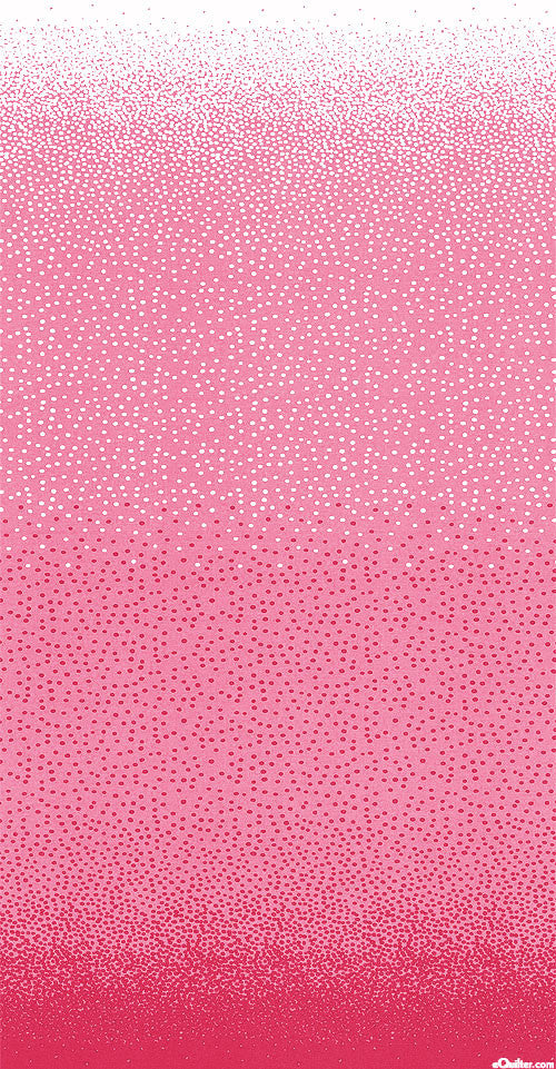 FREE SPIRIT - COOL BREEZE OVER THE TOP DOTS JANE SASSAMAN - PINK
