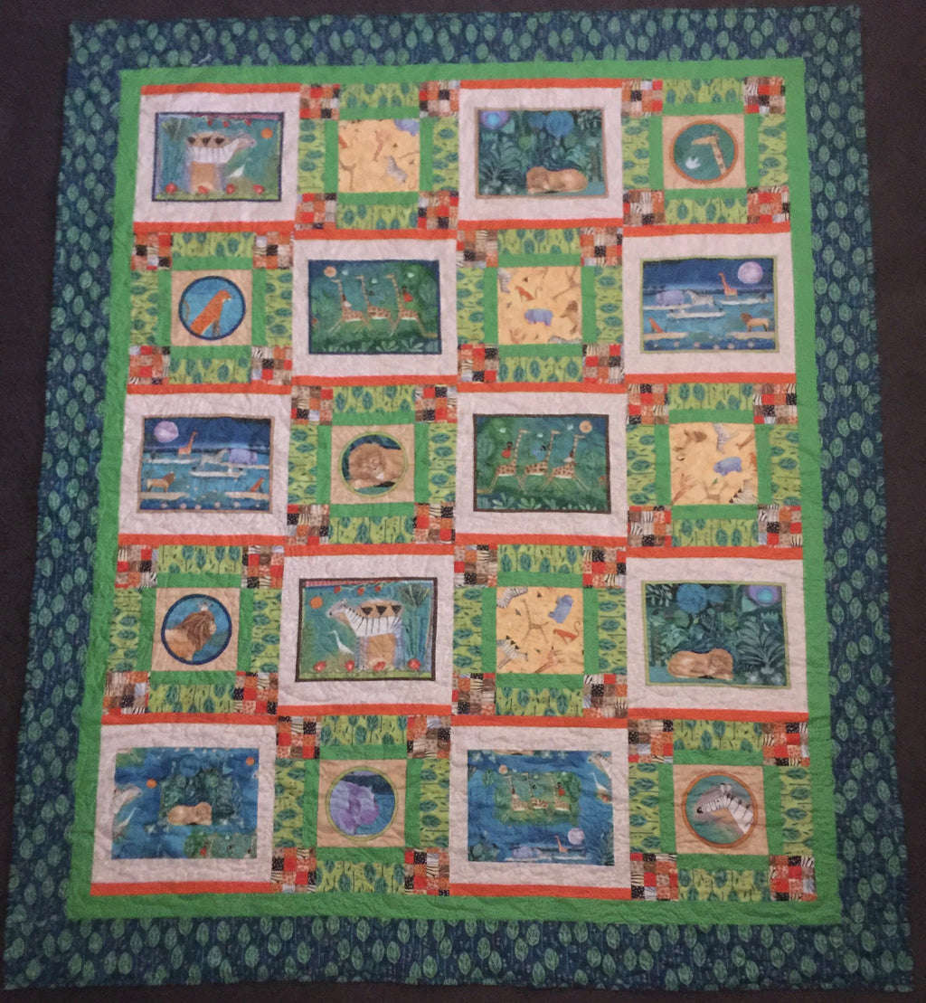 QT - The Migration  QUILT KIT