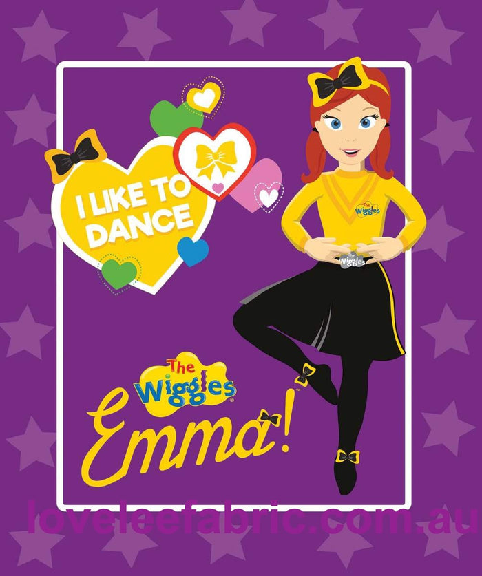 Ready, Steady, Wiggle!, Emma Panel Purple