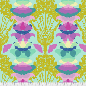 *Pre Order Hindsight - Ghost Nouveau - Sky by Anna Maria Horner PWAH142.Priced per 25cm