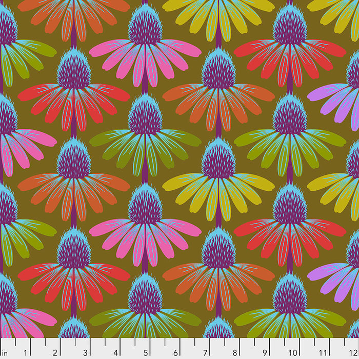 Hindsight - Echinacea Glow - Autumn by Anna Maria Horner PWAH149.Priced per 25cm
