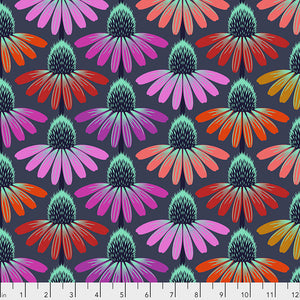 *Pre Order Hindsight - Echinacea Glow - Glow by Anna Maria Horner PWAH149.Priced per 25cm