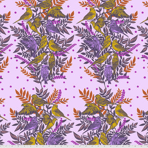*Pre Order* Bright Eyes - Visitation LILAC by Anna Maria Horner PWAH161.Priced per 25cm DUE MAY / JUNE