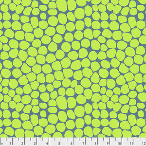*Pre Order* Kaffe Fassett Collective  Jumble - Lime PWBM053 Feb 2021.Priced per 25cm Due Feb/March 2021