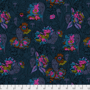 Long Distance by Courtney Cerutti Conservatory Chapter 2 Parlant Aux Fleurs IRIS.Priced per 25cm