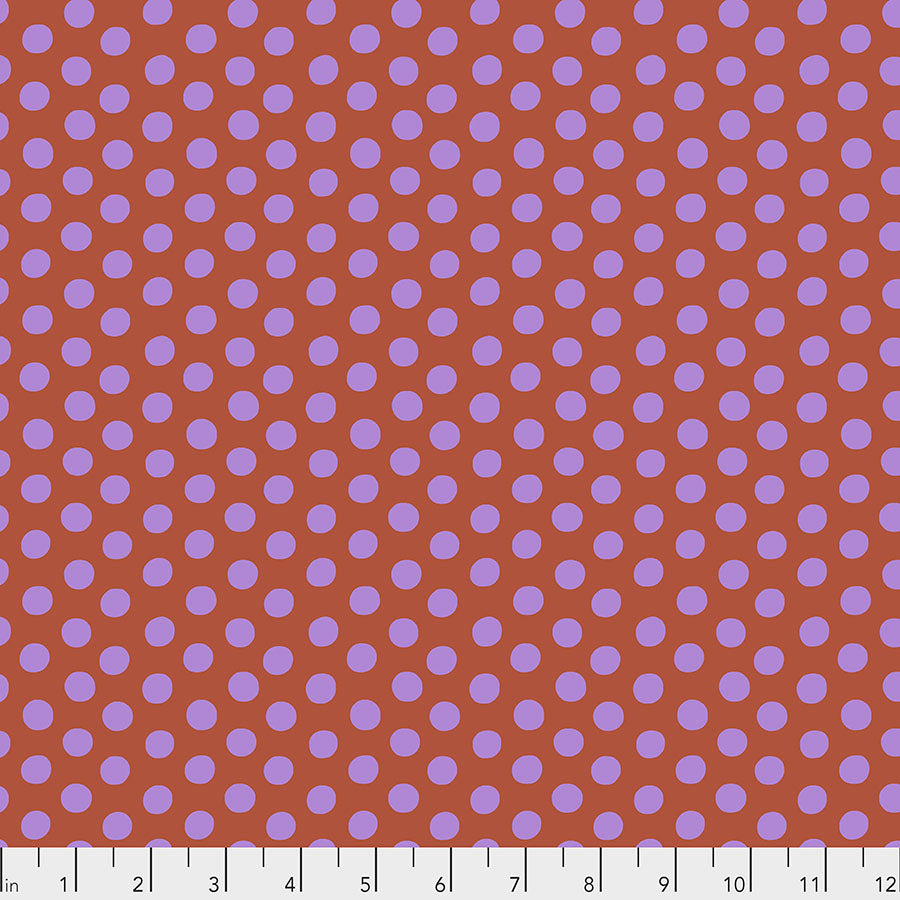 Kaffe Fassett Collective Spot Cinamon PWGP070 - Feb 2020.Priced per 25cm