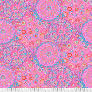Kaffe Fassett Collective Millefiore Mauve PWGP092 - Aug 2020.Priced per 25cm