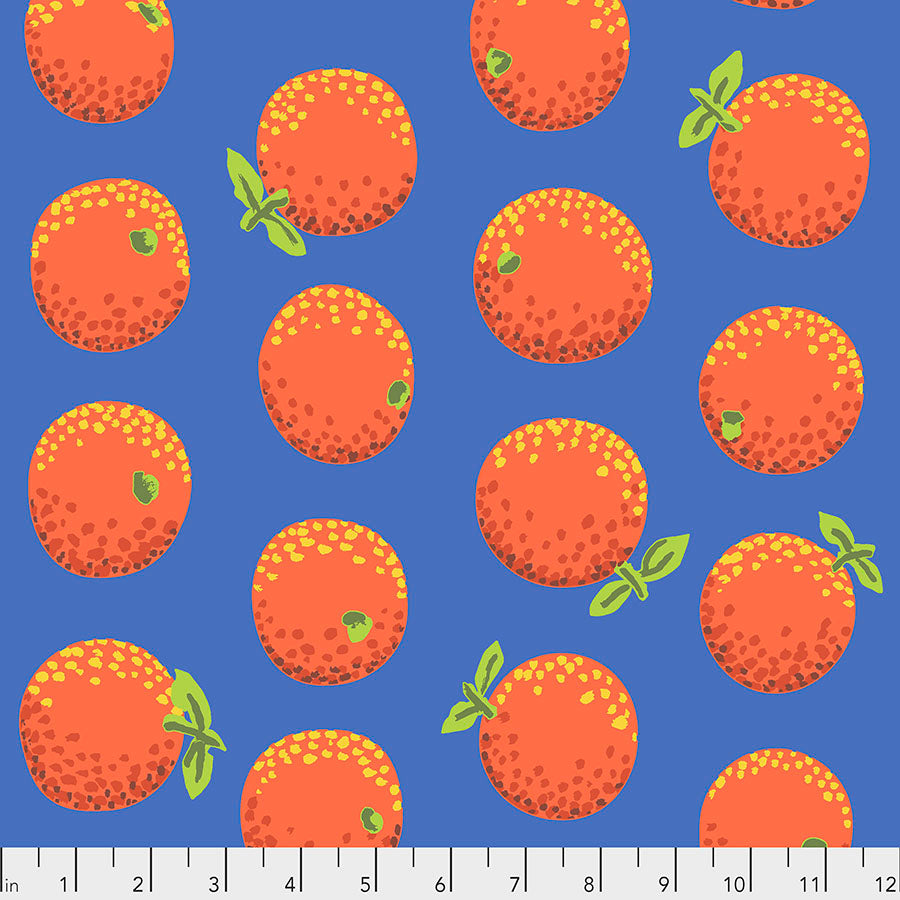 Kaffe Fassett Collective Oranges Orange PWGP177- Feb 2020.Priced per 25cm