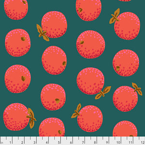 Kaffe Fassett Collective Oranges Red PWGP177- Feb 2020.Priced per 25cm