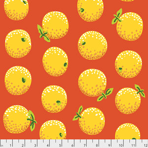 Kaffe Fassett Collective Oranges Yellow PWGP177- Feb 2020.Priced per 25cm